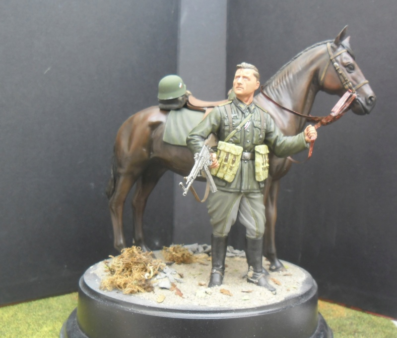 German Wehrmacht Cavalry 1/16 Dragon fini! - Page 8 Fini0010