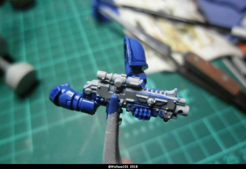 Primaris Ultramarines 3Cie GW 40mm (Lieutenant) Sam_1517
