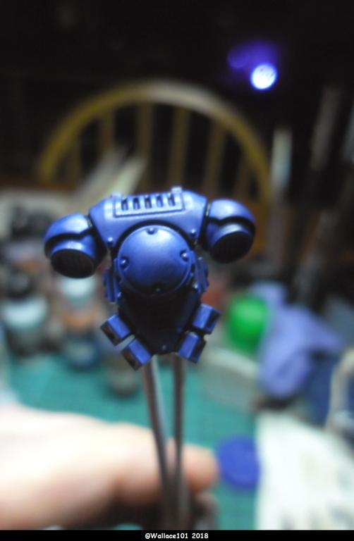 Primaris Ultramarines 3Cie GW 40mm (Lieutenant) Sam_1524