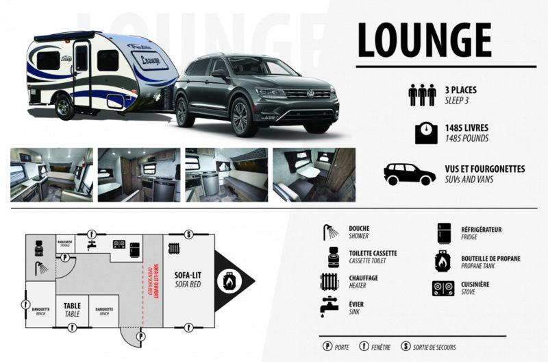 Spécifications de la Lounge  3-roul10