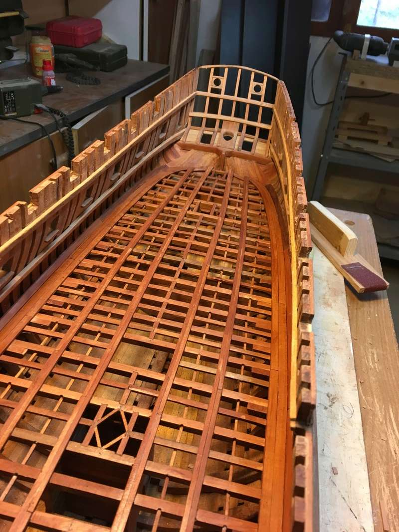 Fregata L'HERMIONE(arsenale)scala 1/48 di Carmelo Tuccitto - Pagina 4 9a243d10