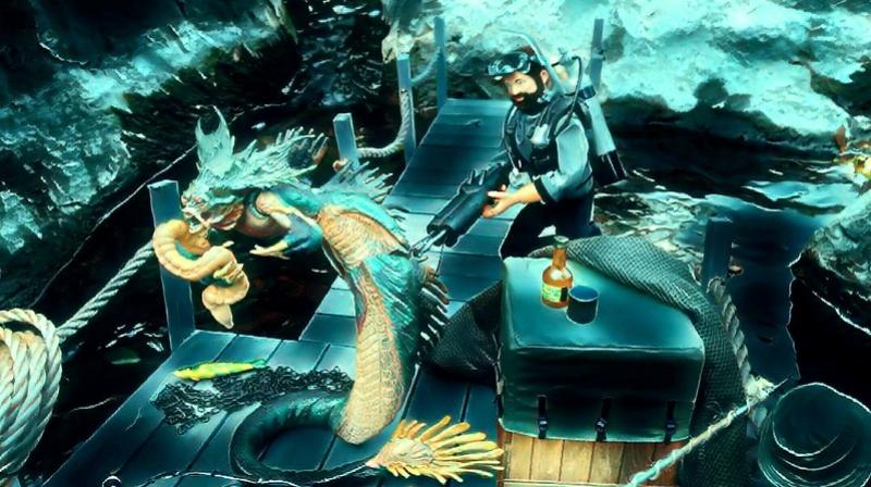 Cryptids mermaid... Img_0614