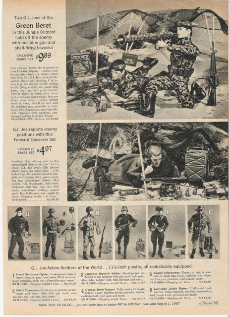 1960-70's catalog pages featuring Gijoe etc. 1966_s16