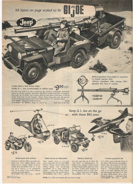 1960-70's catalog pages featuring Gijoe etc. 1966_s17