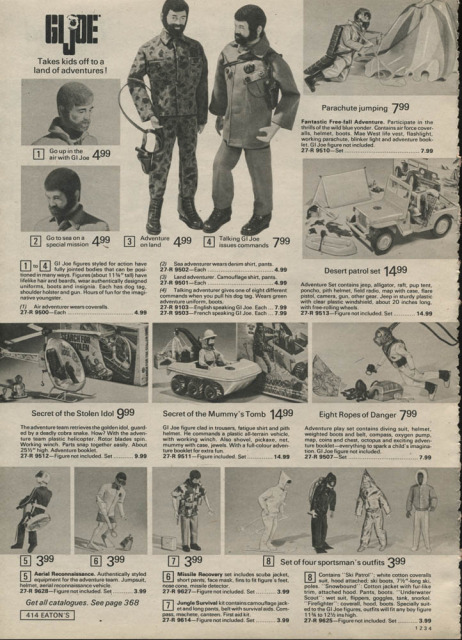 1960-70's catalog pages featuring Gijoe etc. Eaton211