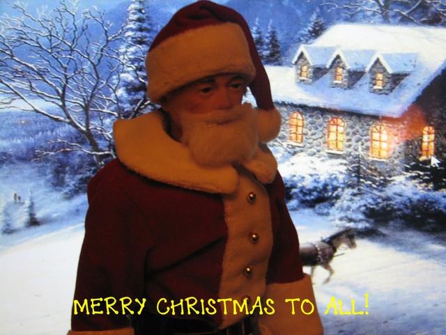 Wishing AMMO a Merry Christmas. Fotofl34