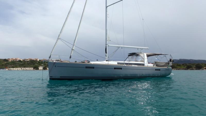 Sirocco, un Oceanis 45 en Floride P8100010