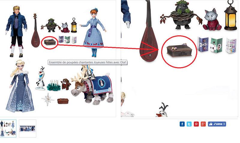 Disney Store Poupées Limited Edition 17'' (depuis 2009) Coffre10