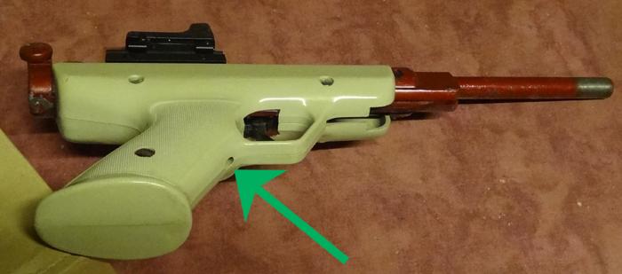 Manu arm qui ne s'arme pas Manup10