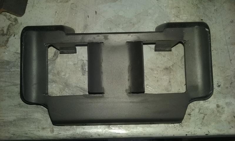 Tuto, grille radiateur d'huile M8 - Page 2 20161217