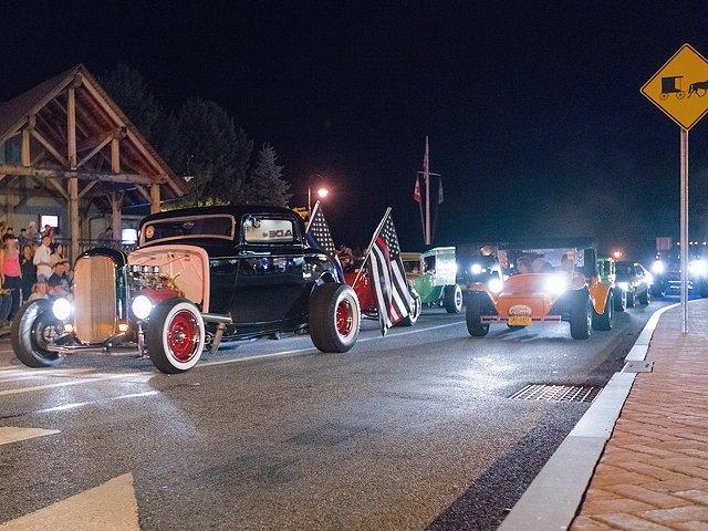 insciption pour le Adirondack nationals car show lake George 2018  Nightp10