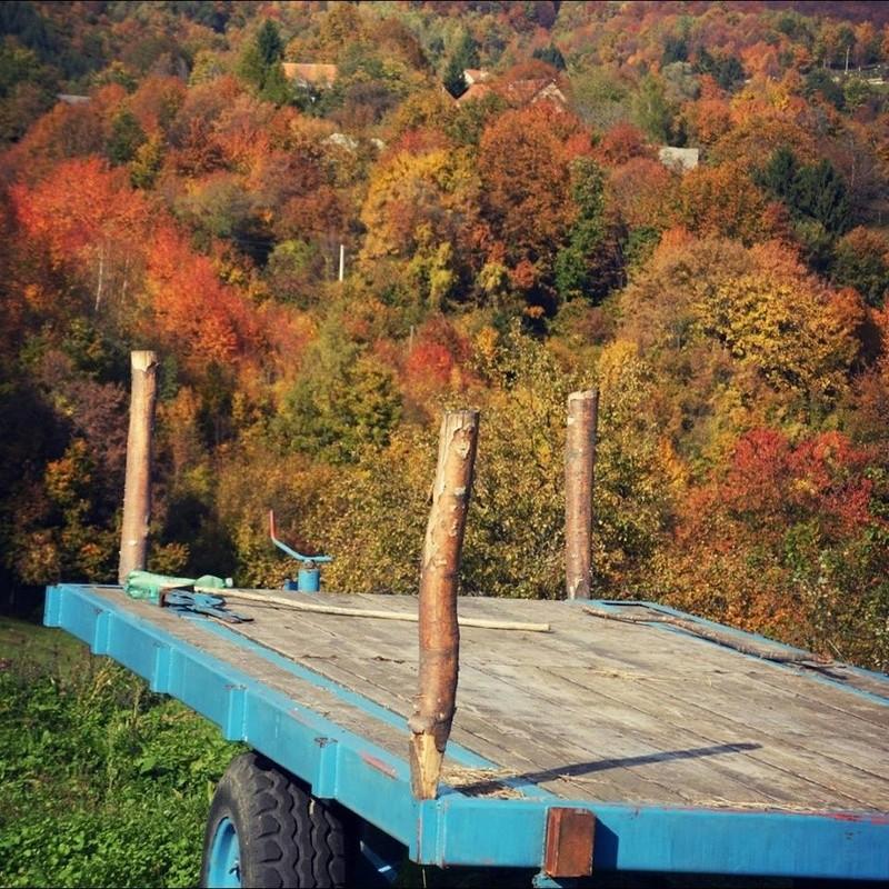 Ručni rad prikolice za šumarstvo 22089610
