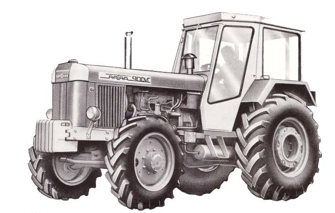 Traktor 14. Oktobar Ratar 90 DVC 46353610