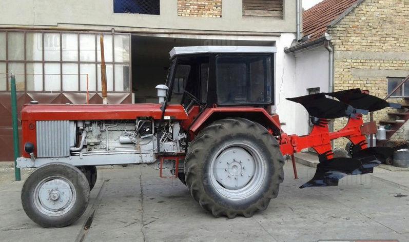 Traktor 14. Oktobar Ratar 90 DVC Screen16
