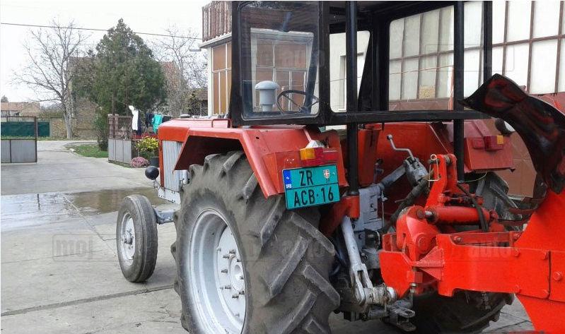 Traktor 14. Oktobar Ratar 90 DVC Screen19