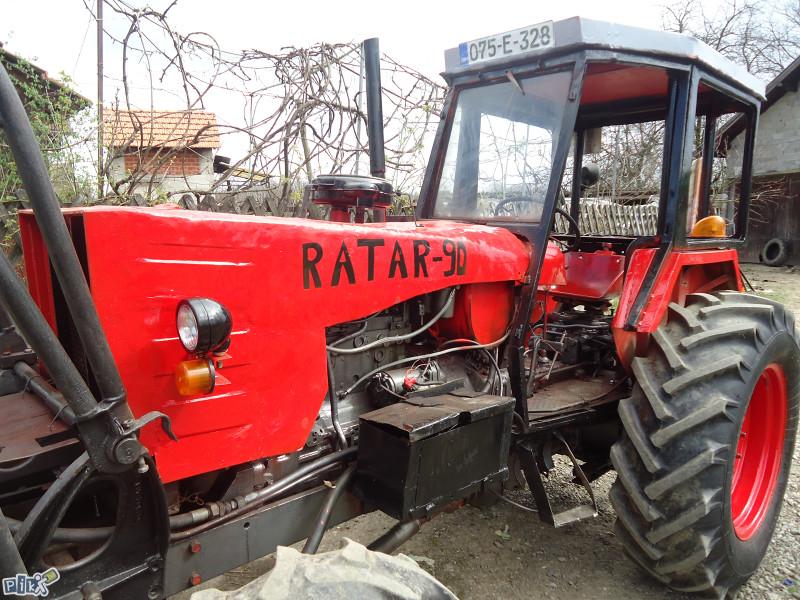 Traktor 14. Oktobar Ratar 90 DVC Slika-10