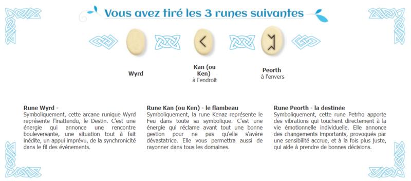 tirage - Tirage de Runes Gratuit ( tirage internet ) B10
