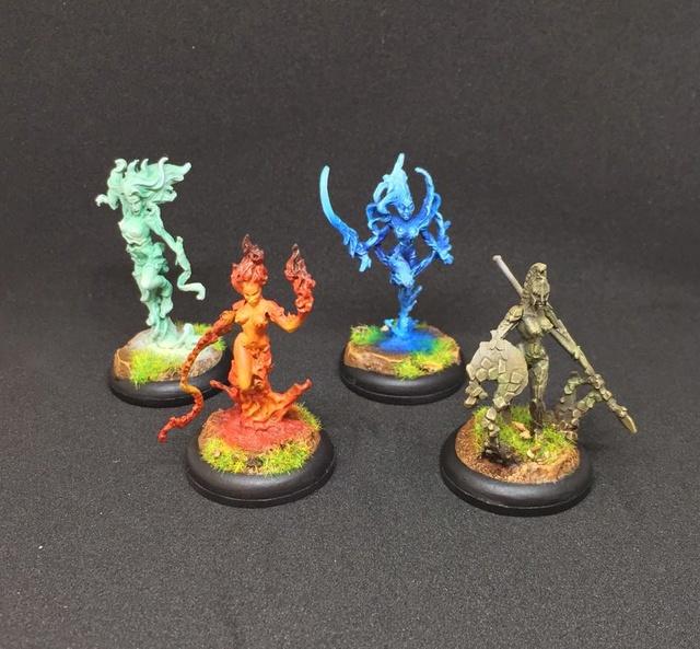 VENTE Elfes, Nains, Mercenaires, vortex, elementaires Herald10