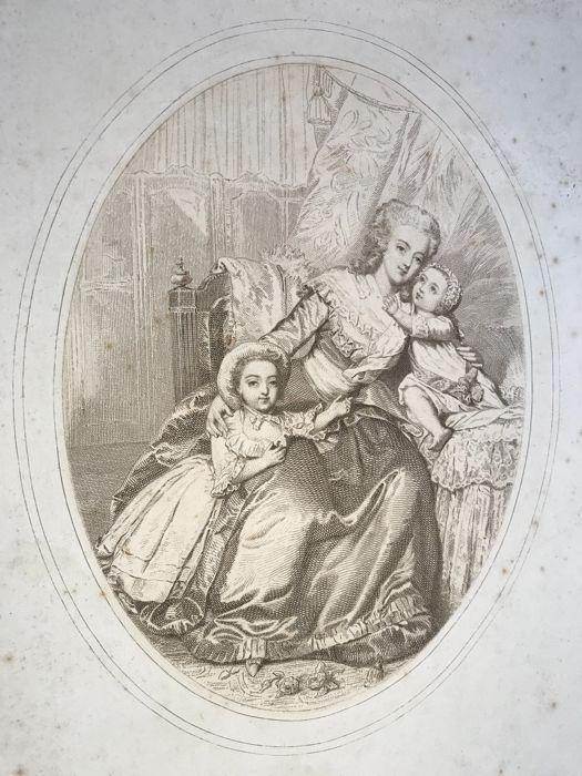 A vendre: gravures Marie-Antoinette et XVIIIe siècle - Page 3 765f5210