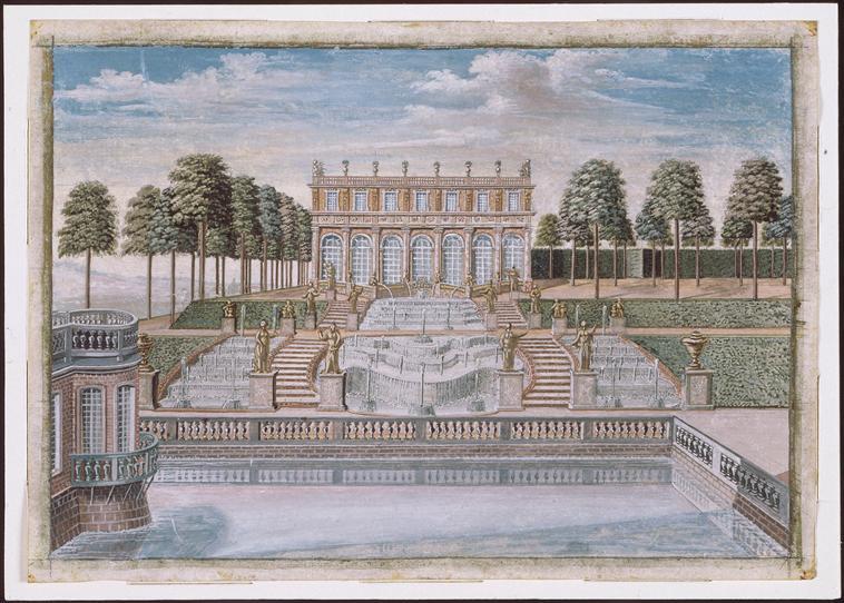 Le Château de Lunéville, un petit Versailles lorrain Roemis11