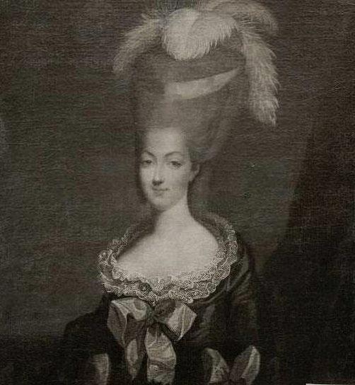 Marie-Antoinette et ses parents au Château de Lunéville Roemis13