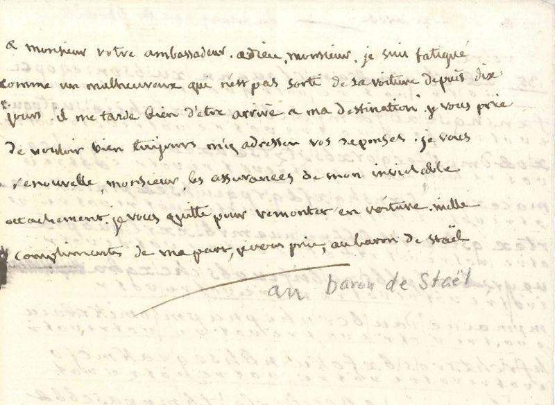Voyage de Montmédy-Varennes, lettre inédite et chiffrée de Bouillé à Fersen Zzzzzz48