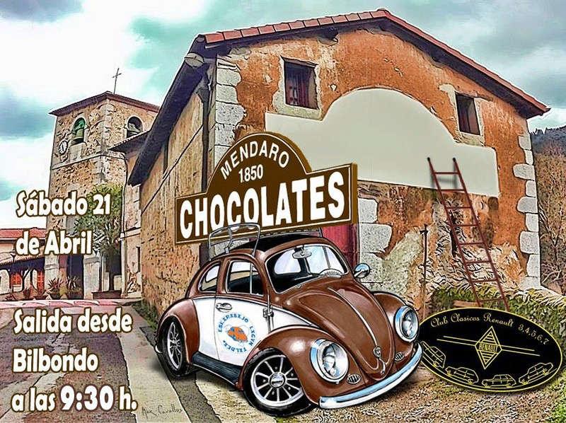 Salida ELT Abril 2018 - Sábado 21 - Chocolates Mendaro Chocom11