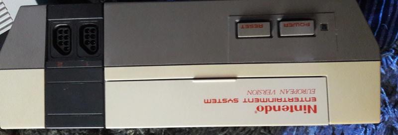 NES european version 110