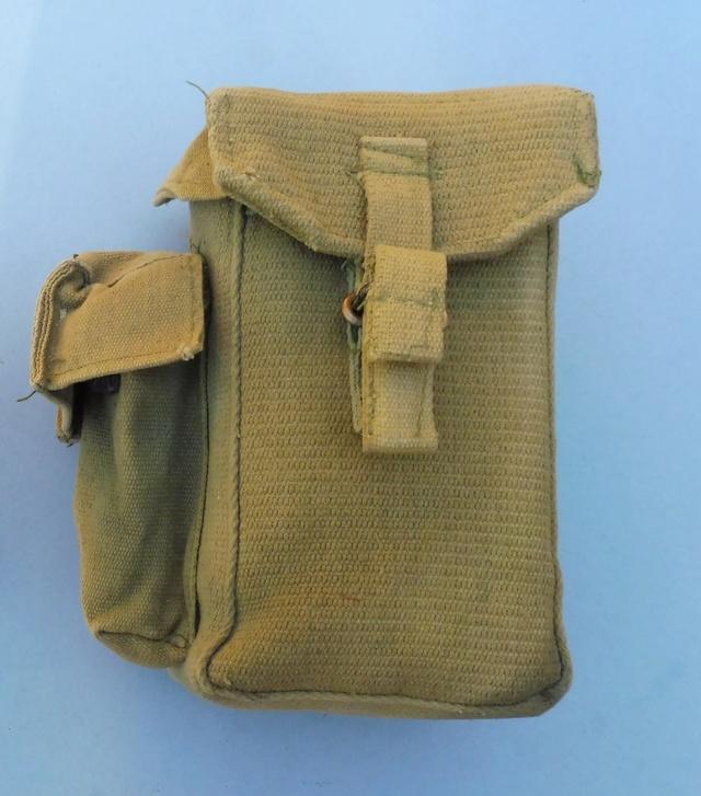 P58 type Poncho roll, Iraqi? Magazi10
