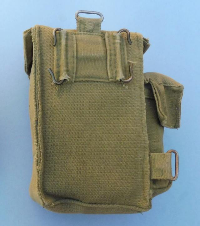 P58 type Poncho roll, Iraqi? Magazi11
