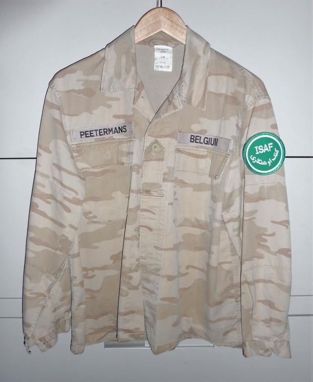 Belgian Desert Uniforms P1080610