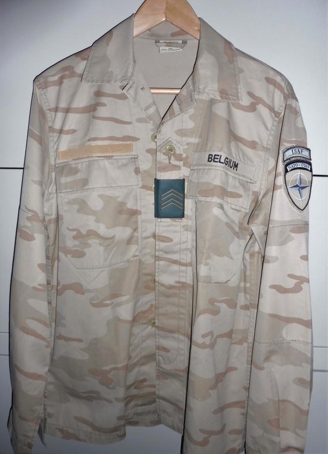 Belgian Desert Uniforms P1080611