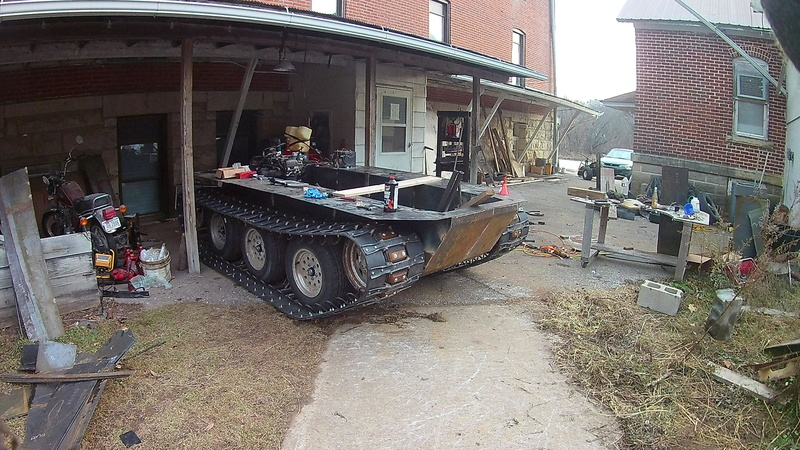 Amphibious Tractor 20170210