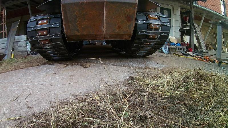 Amphibious Tractor 20170212