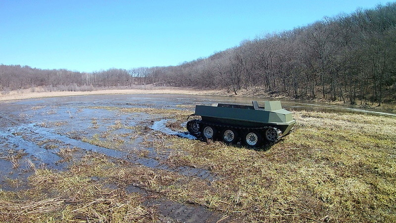 Amphibious Tractor - Page 4 20170229