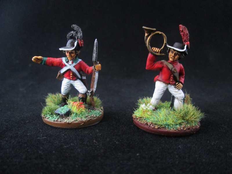 Quelques unités britannique pour Mousquets & Tomahawk ! Inf_le11