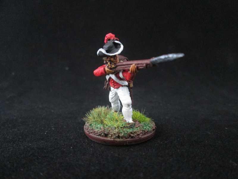 Quelques unités britannique pour Mousquets & Tomahawk ! Inf_le16
