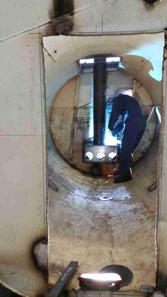 2,600 Gallon Rocket Water Heater - Page 2 20151012