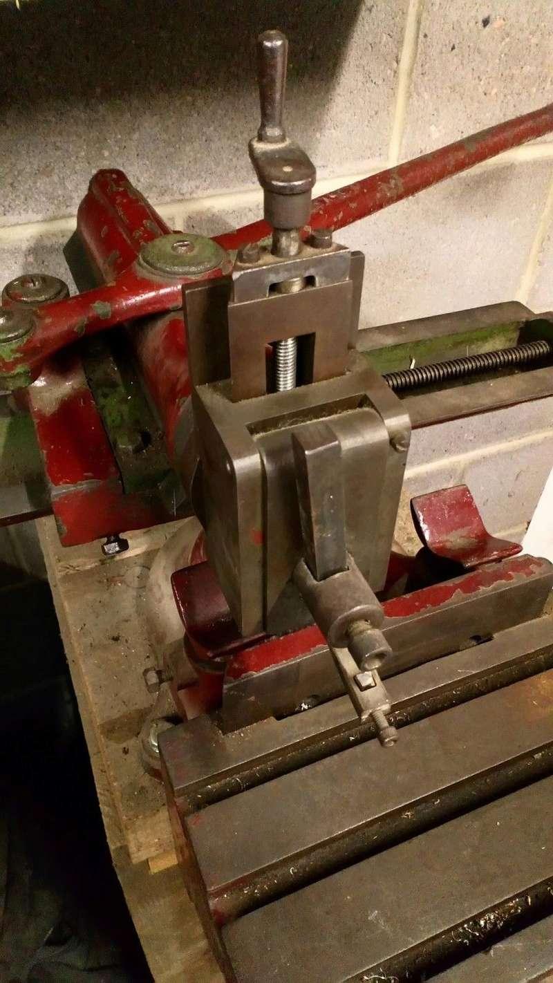 got a new arc welder an oxford oil welder Phs110