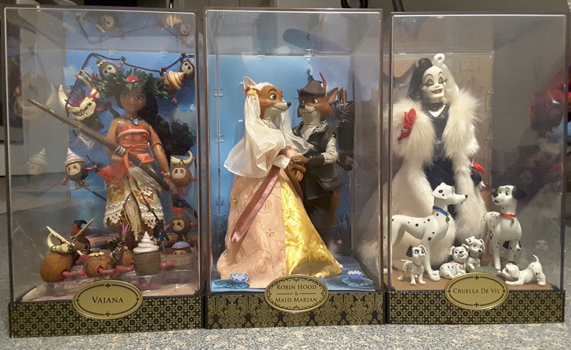 Disney Fairytale/Folktale/Pixar Designer Collection (depuis 2013) - Page 38 20180111
