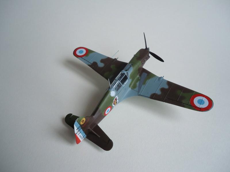 Morane Saulnier MS406  Dsc01211
