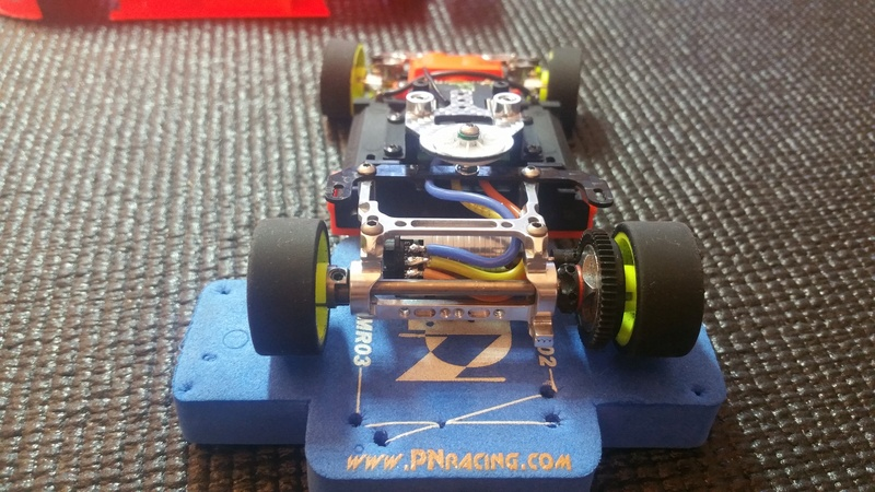 [VENDU] Châssis VE LM full PN Racing 20180212