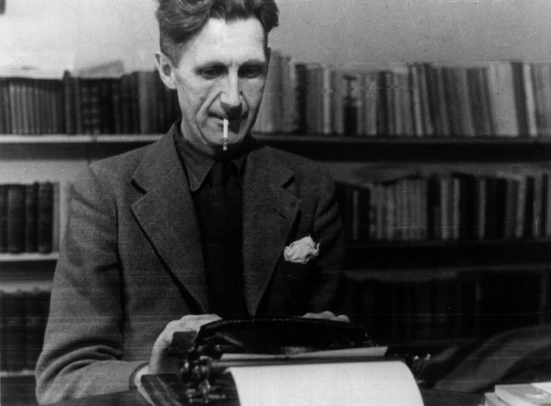 George Orwell A599