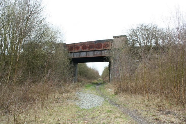 Lost Railway Bridges Wigan 17957810