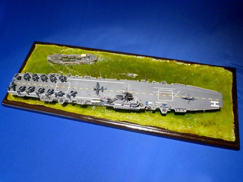 Porte-avions Arromanches Indochine 1954 Arroma26