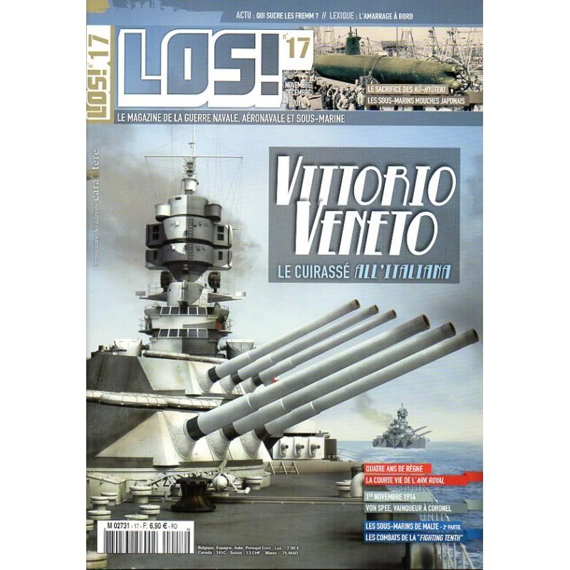Vittorio Vénéto 1/700 trumpeter Maj le 08/06/2018 Los-n-10