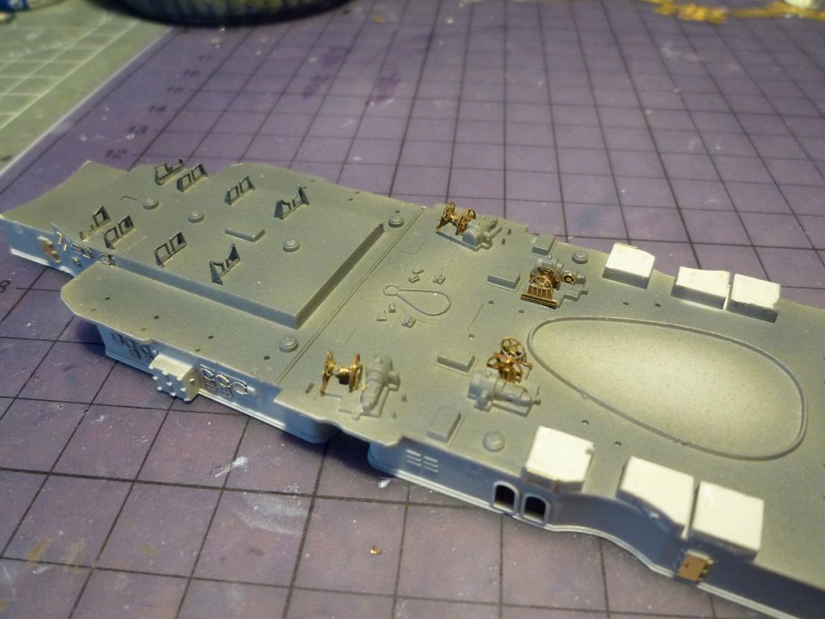R.M ROMA Trumpeter 1/350 1942 - Page 7 Roma2010