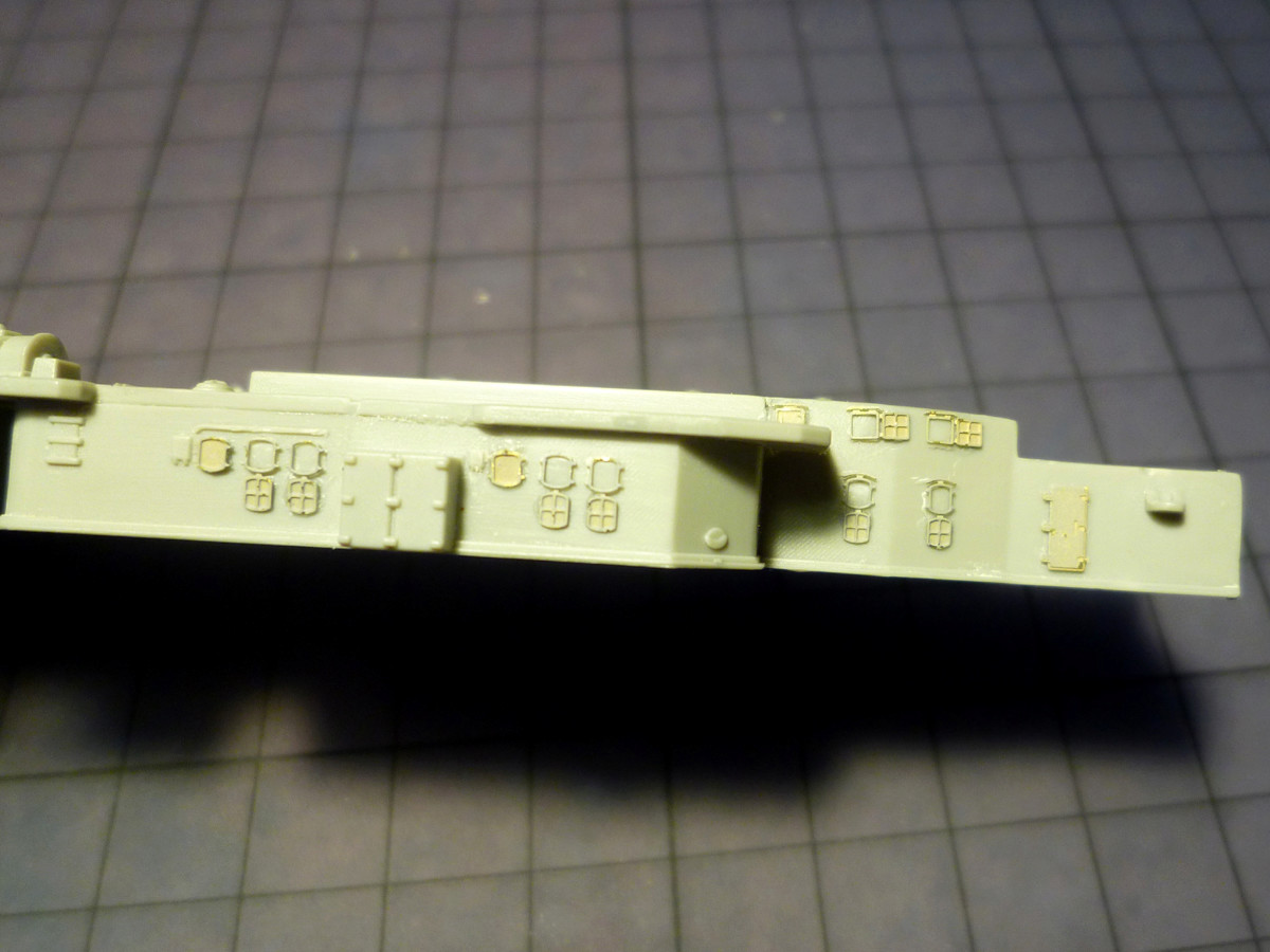 R.M ROMA Trumpeter 1/350 1942 - Page 2 Roma_111