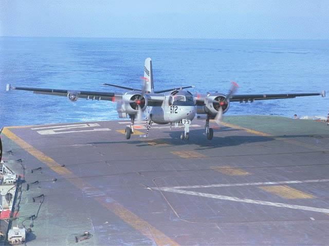 HMCS Bonaventure Tracke10