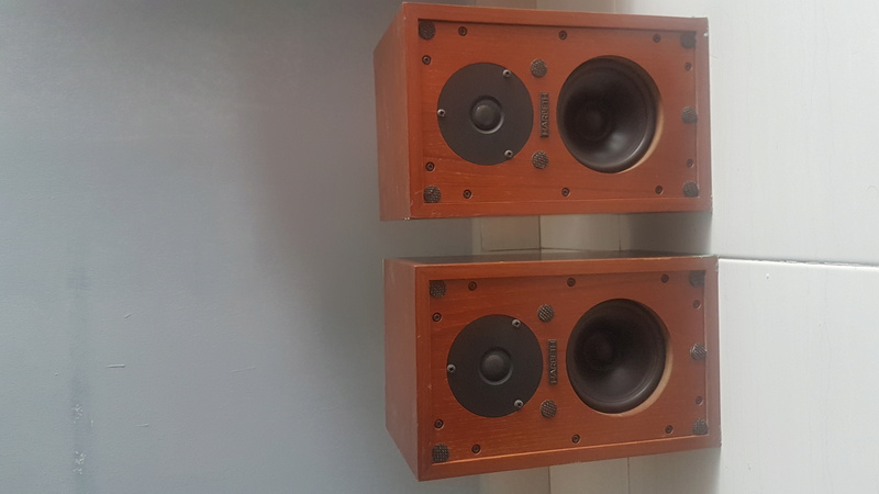 Harbeth HL P3 Monitor Speaker 20181213